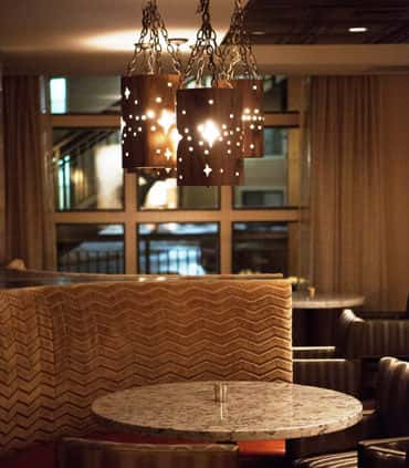 Image of Timbers Bar & Restaurant at Sheraton Park City
